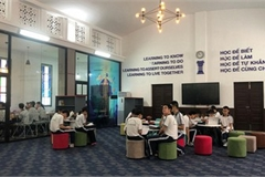 First 1,000sq.m smart library comes into operation in HCM City