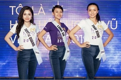 Top 3 outstanding faces of Miss Universe Vietnam announced