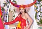 Vietnam's Yen Nhung in Top 5 of national costume segment at Miss Tourism Queen Worldwide