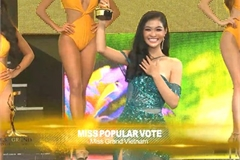 Kieu Loan among Top 10 finishers at Miss Grand International 2019
