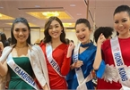 Vietnam's Tuong San participates in busy opening days at Miss International 2019