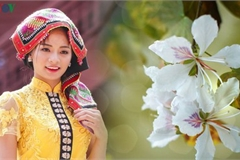 Pieu scarf in Thai ethnic people' life