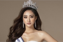 Vietnamese representative Thuy Linh's first images appear on Miss World website