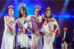 Vietnam's representative Yen Trang wins Miss Asia 2019 crown