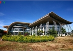 Discovering the uniquely designed Lien Khuong Airport