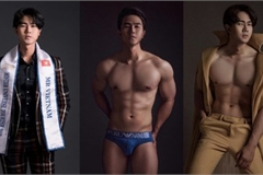 Nguyen Luan to represent Vietnam at Mister Universe Tourism 2019