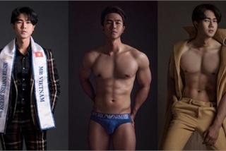 Nguyen Luan to represent Vietnam at Mister Universe Tourism 2019