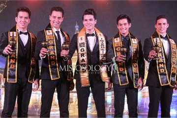 Vietnamese model wins Mister Grand International 2019 crown