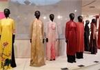 Ao Dai exhibition at Vietnamese Women's Museum