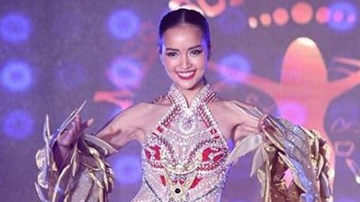 Stunning national costumes go on display during Miss Supranational 2019