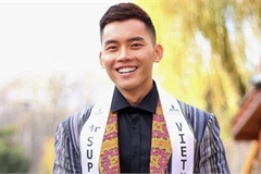 Vietnam's Manh Khang throws himself into busy schedule at Mister Supranational 2019