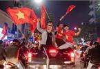 Sleepless night following Vietnam victory in men's football at SEA Games