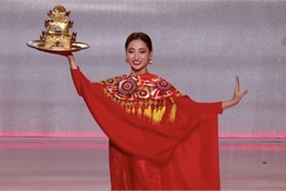 Vietnam's Thuy Linh secures a Top 12 finish at Miss World 2019
