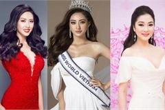 The landmarks of Vietnamese beauties at Miss World through years