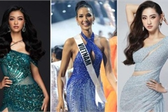 Impressive outfits worn by Vietnamese beauties in global pageants during 2019