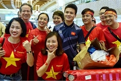 Fans keen to tour Thailand in support of Vietnam U23 national football team
