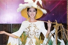 My Duyen ready to represent Vietnam at Miss Global 2019