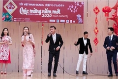 Lunar New Year celebrations break out abroad among Vietnamese expats