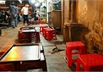 Hanoi roadside beer shops desolate due to stricter penalties on drunk driving