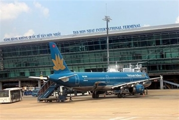 No State capital for Tan Son Nhat Airport's T3 terminal