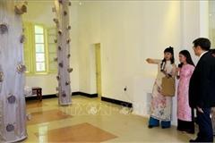 Exhibition spotlights Japanese installation art