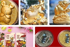 Popular mice-shaped items for Lunar Year of Rat