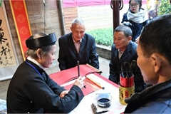 Hanoi calligraphy festival set to run during Tet