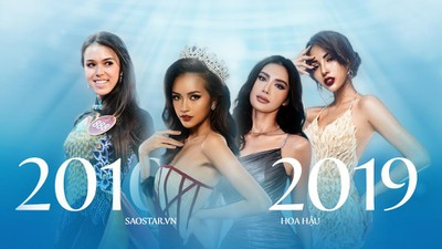Roundup of Vietnamese achievements at Miss Supranational over past decade