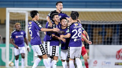 Hanoi FC ranked as sixth strongest team in Southeast Asia