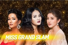 Achievements of Vietnamese beauties in Miss Grand Slam through years