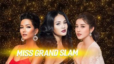 Achievements of Vietnamese beauties in Miss Grand Slam through years