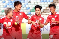 HCM City FC play out thrilling draw with Yangon United in AFC Cup 2020