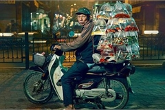 """""""Bikes of Hanoi"""" collection nominated for Sony Photography Awards"""