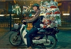"""Bikes of Hanoi"" collection nominated for Sony Photography Awards"