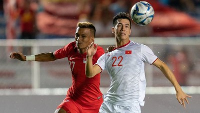 FIFA praise Tien Linh ahead of World Cup 2022 qualifiers