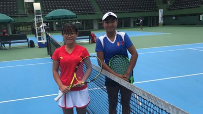 Vietnamese girls finish Junior Fed Cup in fourth place