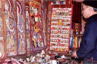 Ancestral worship ritual of the Dao