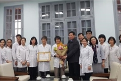Female scientists honoured for influenza, forestry research
