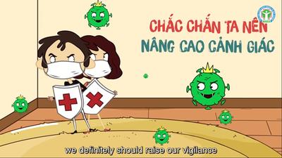 """Ghen Co Vy"" among 10 light-hearted coronavirus songs amid global panic"