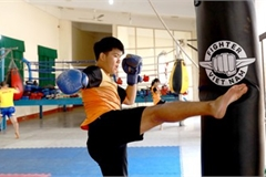 Local boxer Van Hai to compete for WBC belt in May