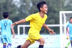 Vietnamese wonderkid gains plaudits from foreign sports website