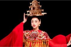 Recent performances of Vietnamese beauties at Miss World's Dances of World