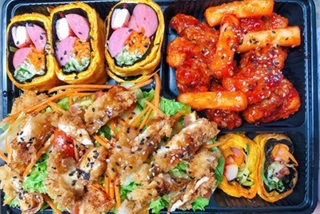 Restaurant suggestions for delivery services in HCM City