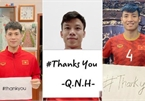 COVID-19: Footballers offer heartfelt messages for #Thankyou campaign