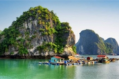 Vietnamese settlement listed among global incredible floating villages