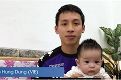 Vietnamese football stars join AFC #BreakTheChain campaign