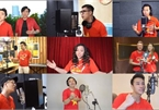 "Hundreds of artists, doctors, soldiers join in ""Proud of Vietnam"" music video"