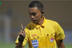 18 Vietnamese referees come up to FIFA standards