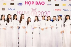 Miss Vietnam 2020 gets underway amid great fanfare