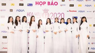 Miss Vietnam 2020 gets underway amid great fanfare